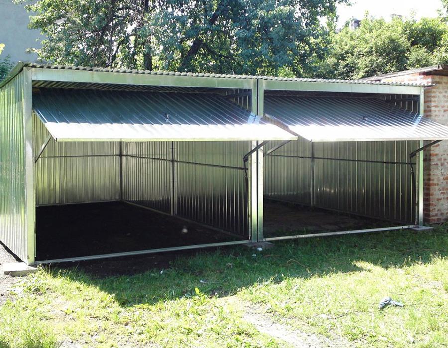 garazas dvigubas